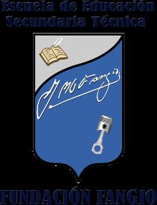 Logo E. E. S. T. FUNDACIÓN FANGIO